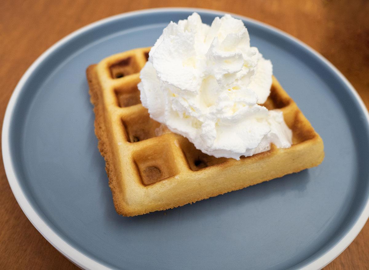 west virginia waffle