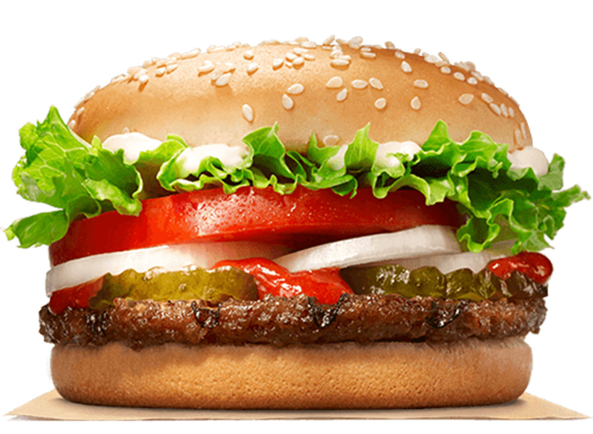 whopper jr burger king