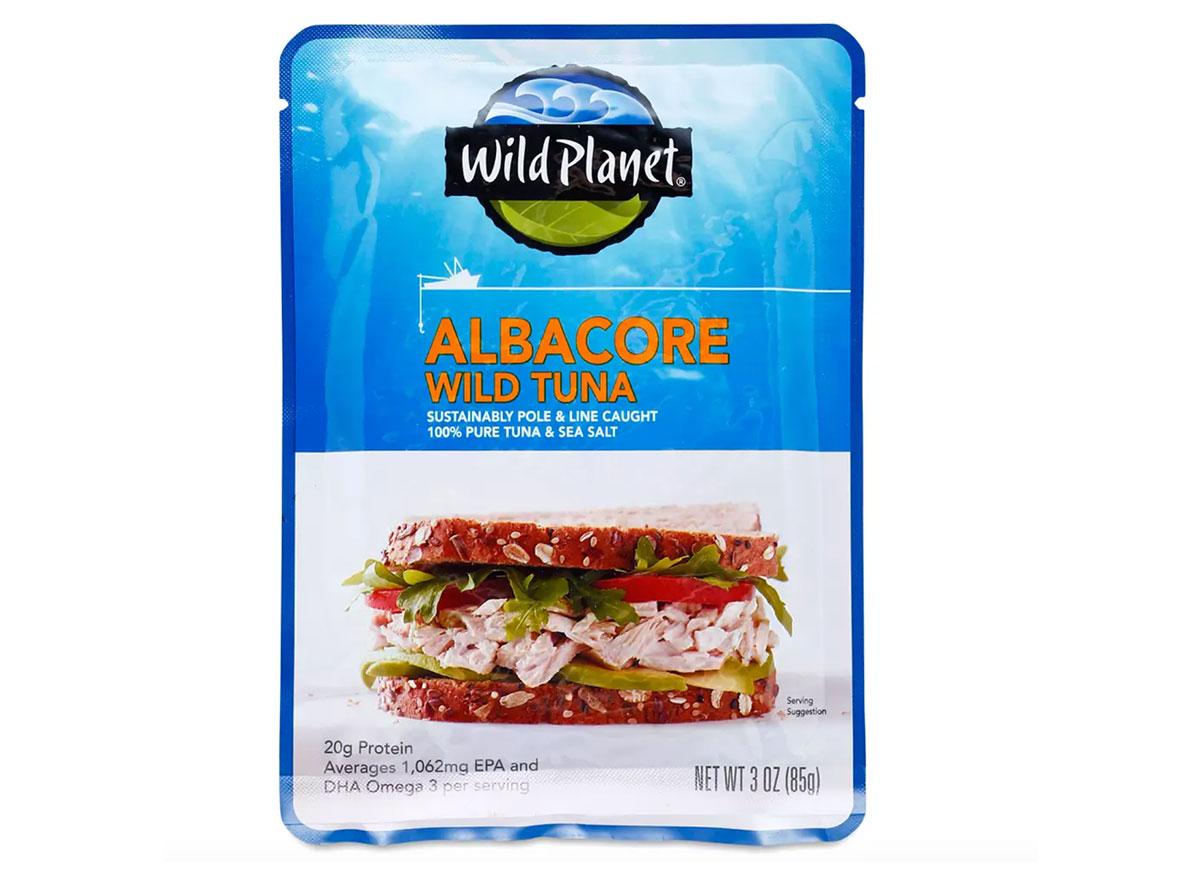 wild planet albacore tuna