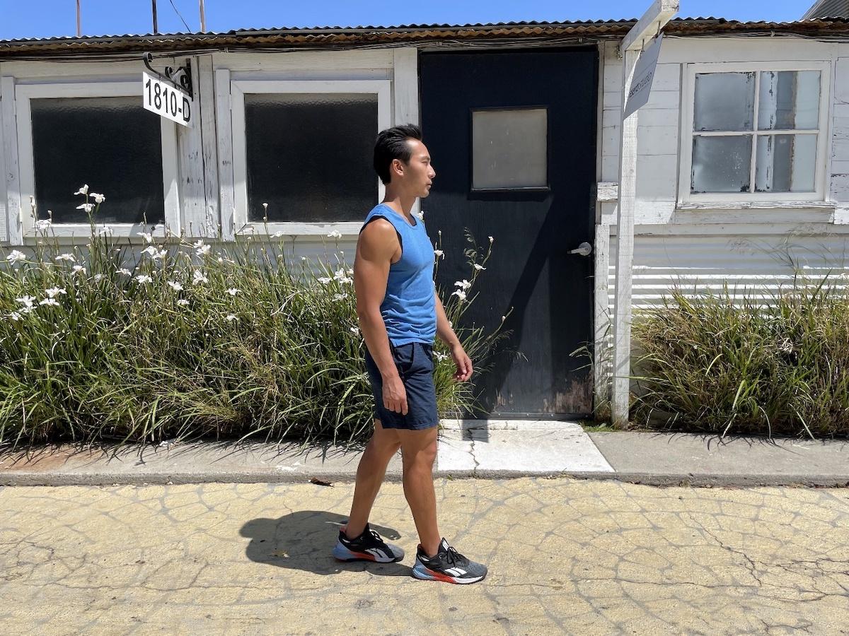 1 walking workout
