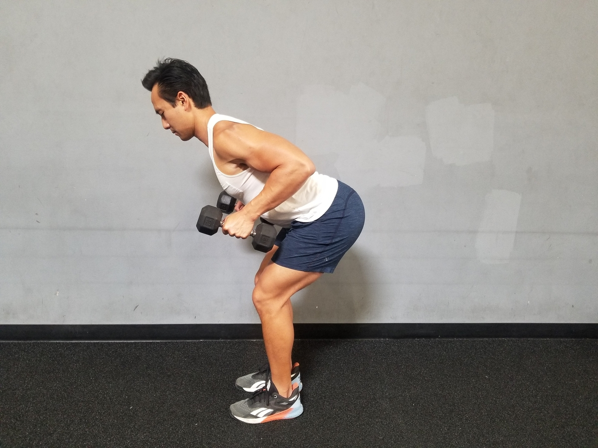3 db bent over rows