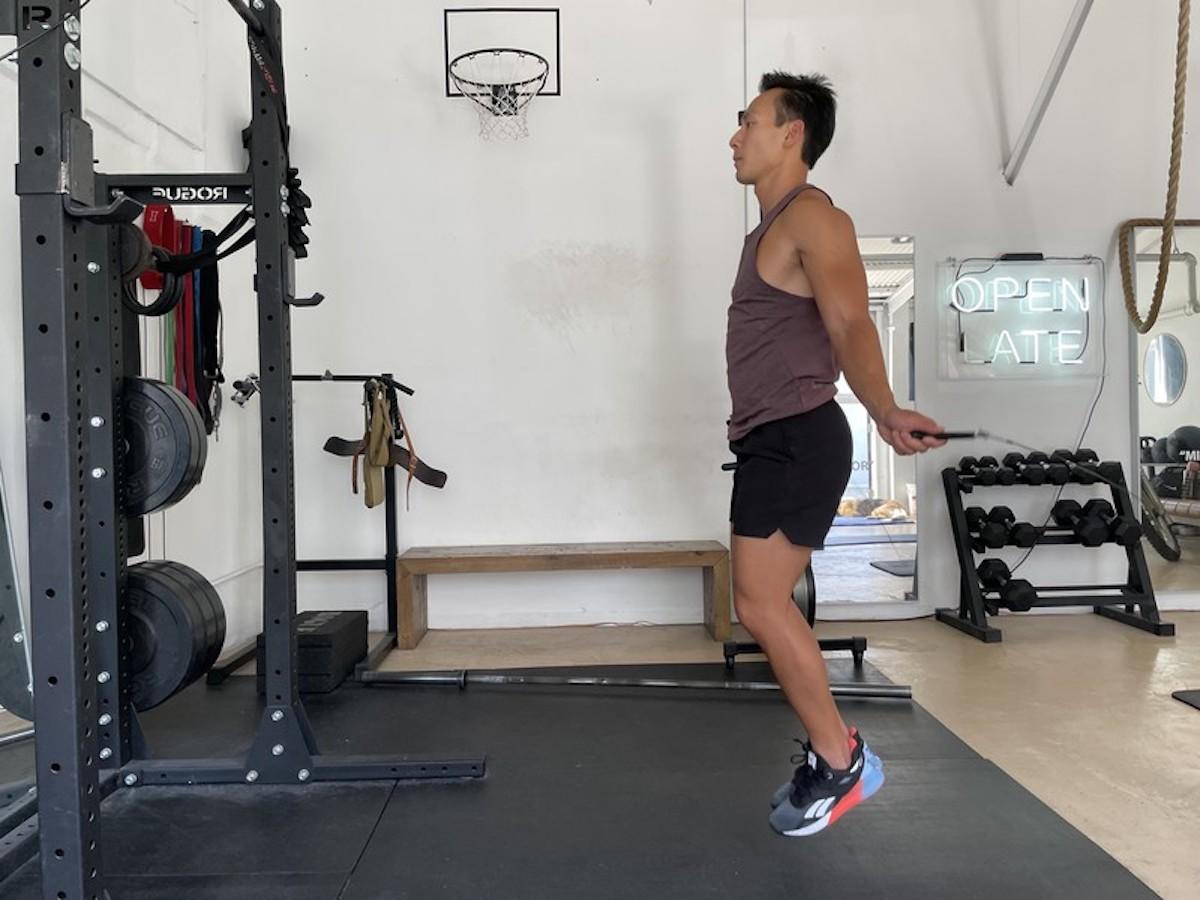 3 jump rope