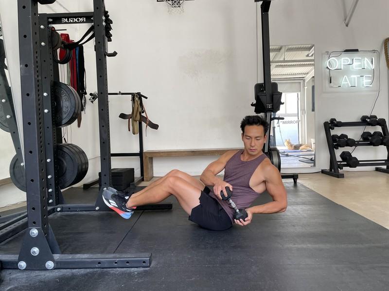 abs twist exercise