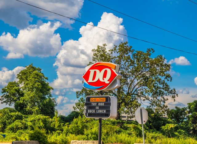 The #1 Worst Blizzard to Order at Dairy Queen