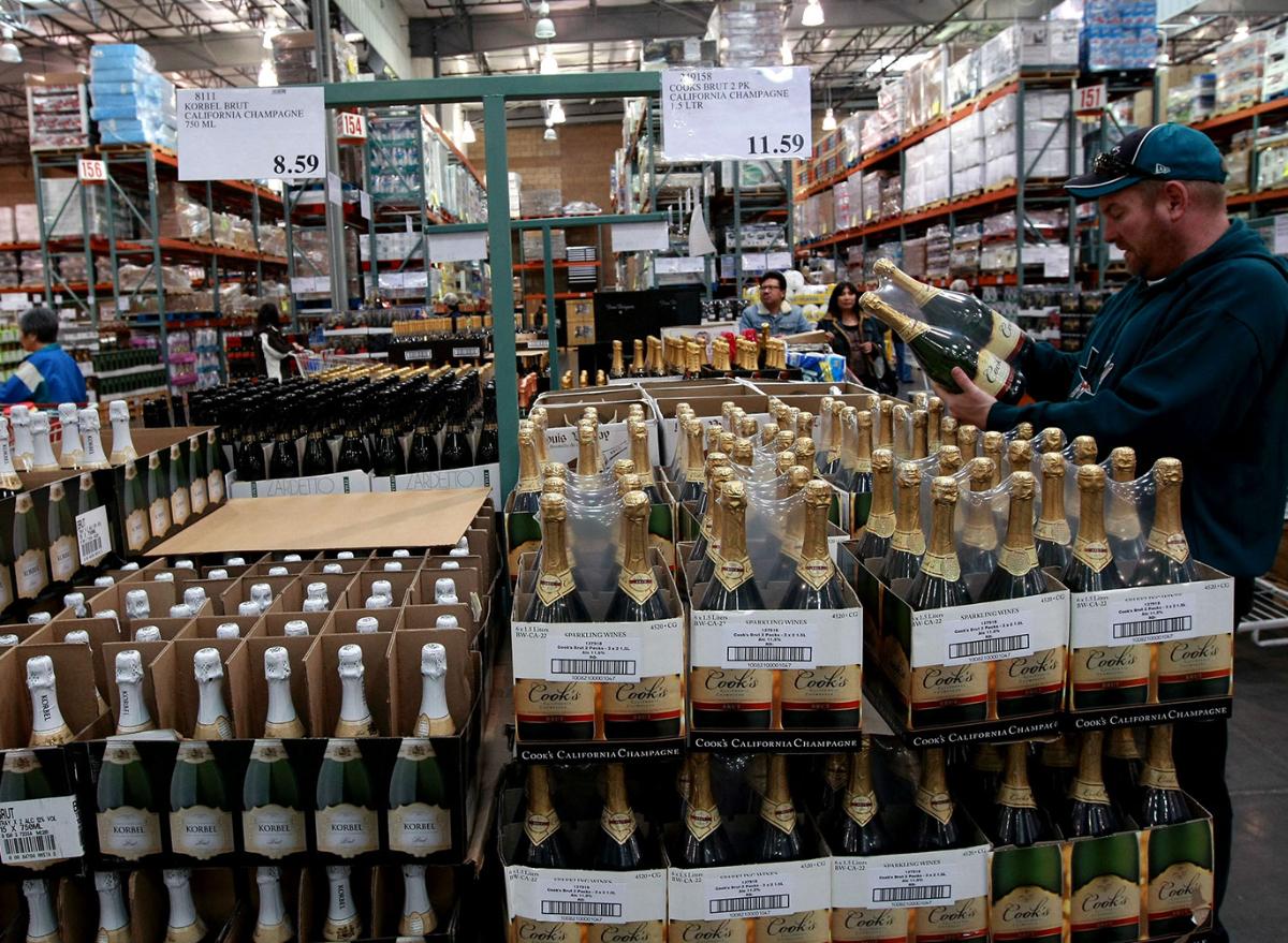 Costco alcohol