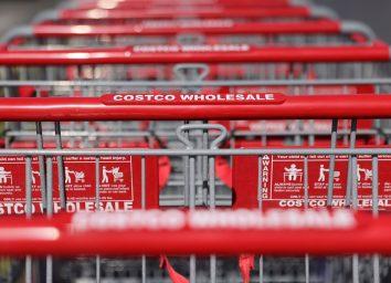 Costco carts