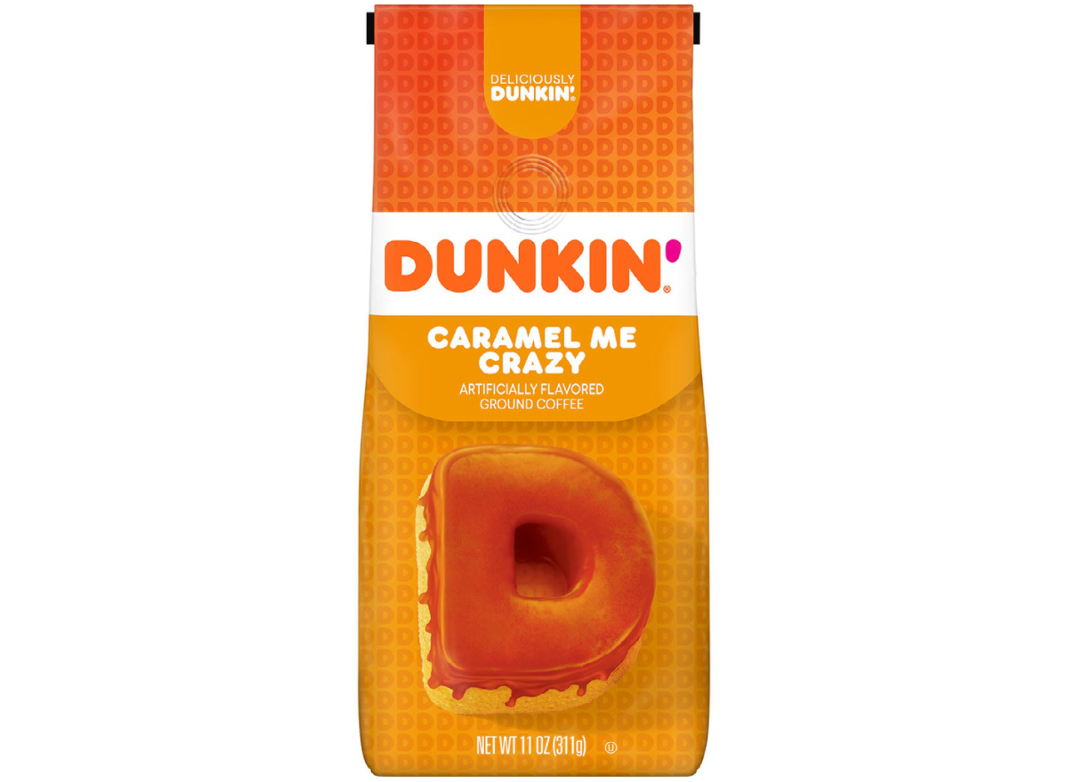 Dunkin' Caramel Me Crazy
