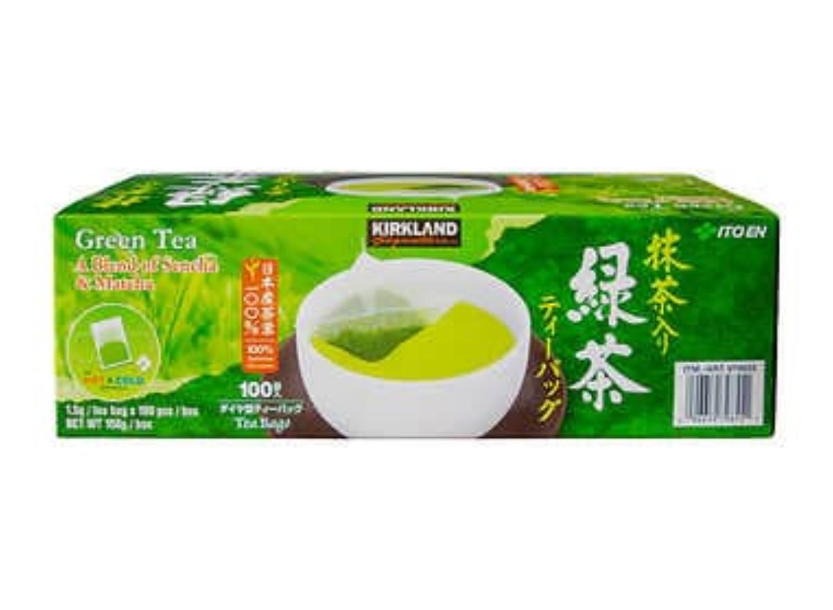 Costco Kirkland Green Tea