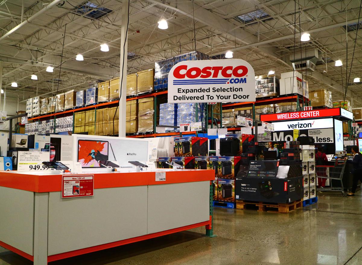 Costco electronics