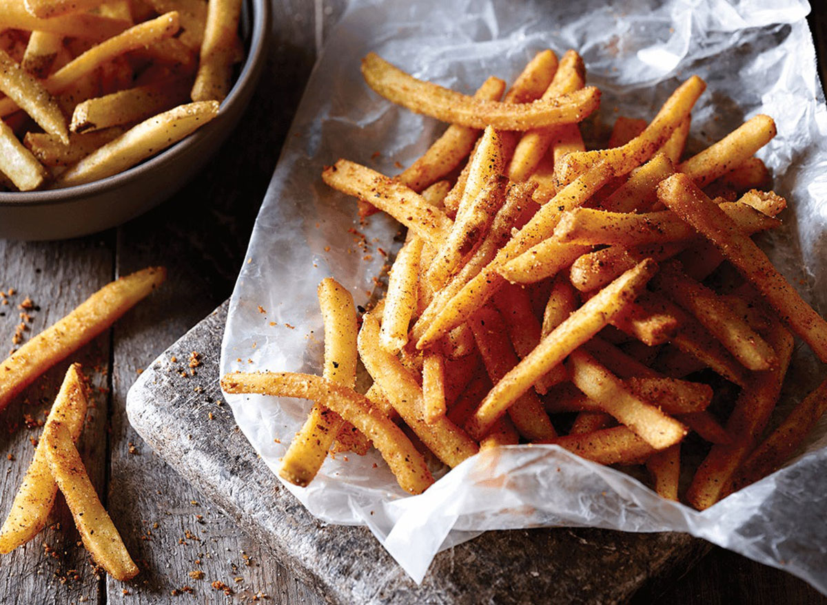 applebees french fries