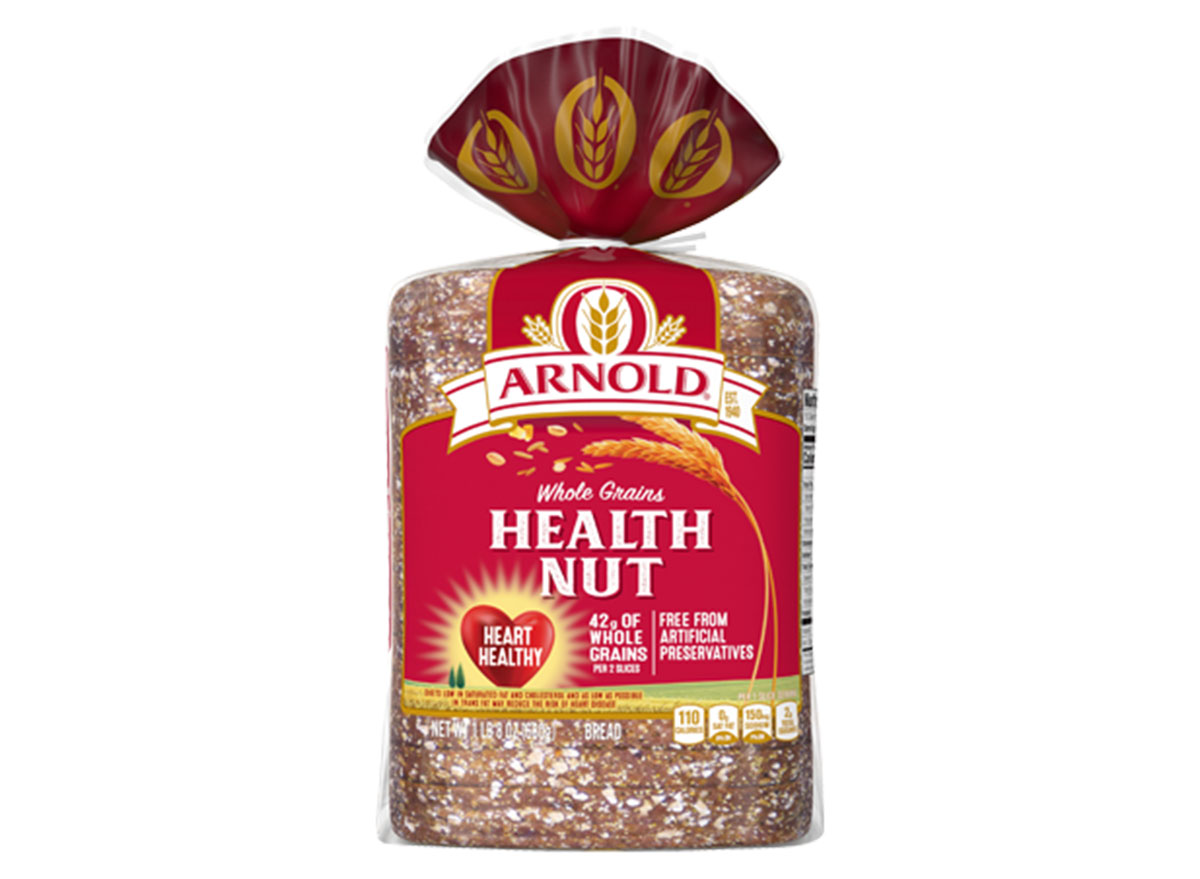 arnold health nut