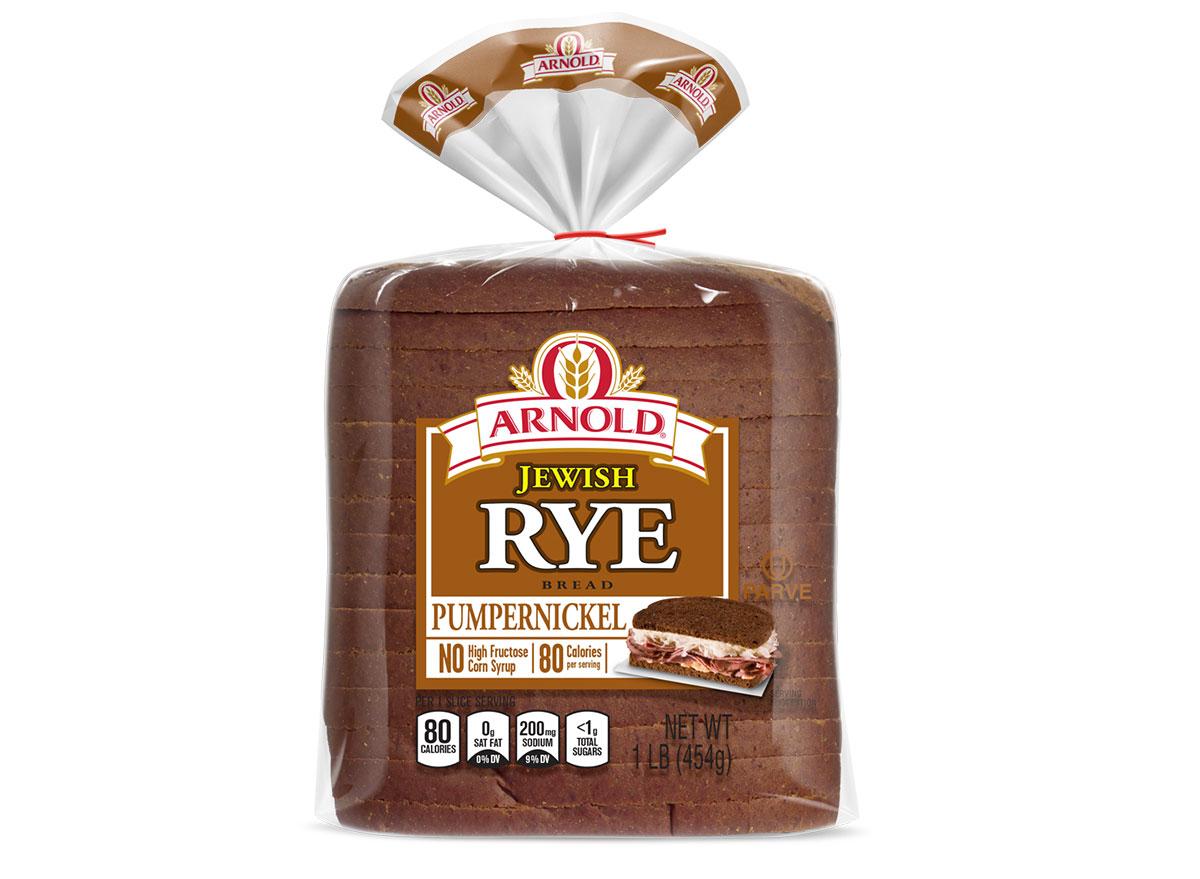 arnold pumpernickel rye