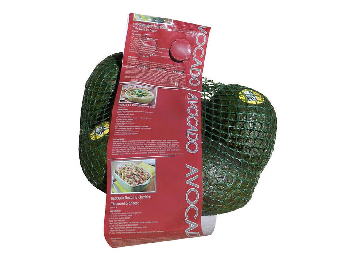5 pack haas avocados