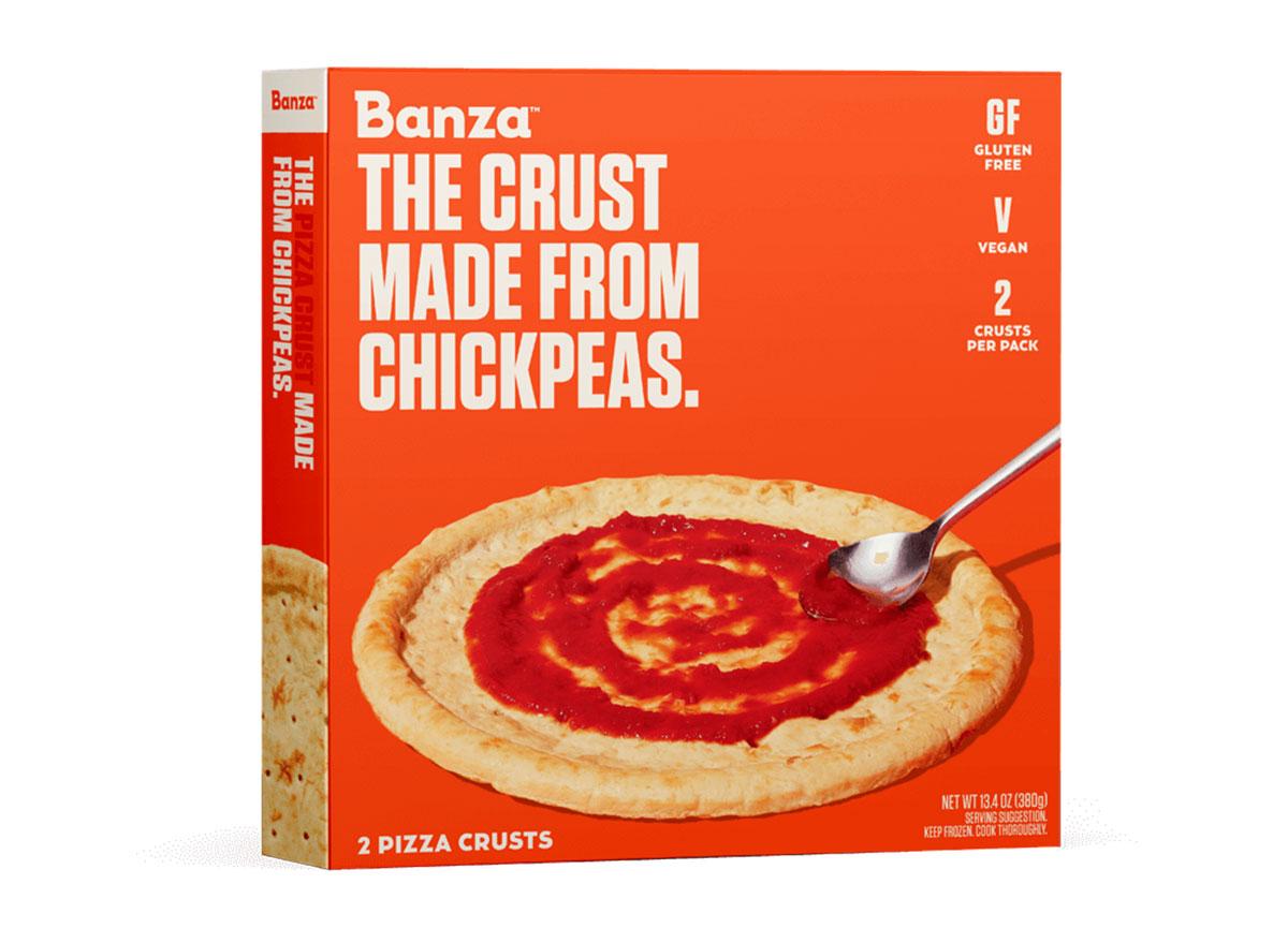 banza chickpea crust