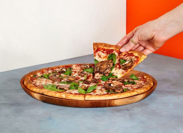 banza oath pizza