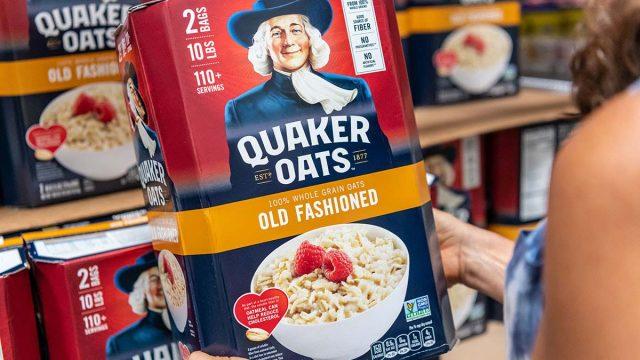 oatmeal at costco