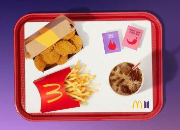 bts meal mcdonalds