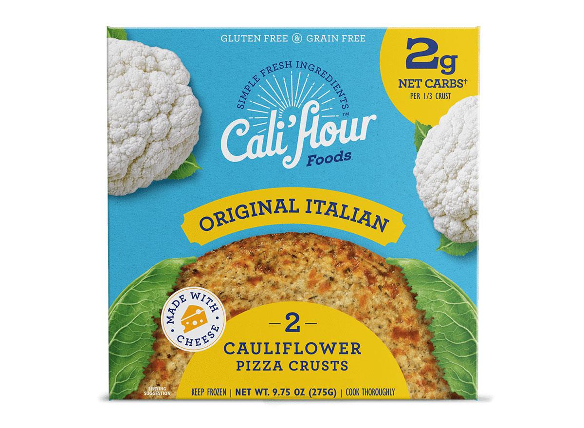 cali flour pizza crust
