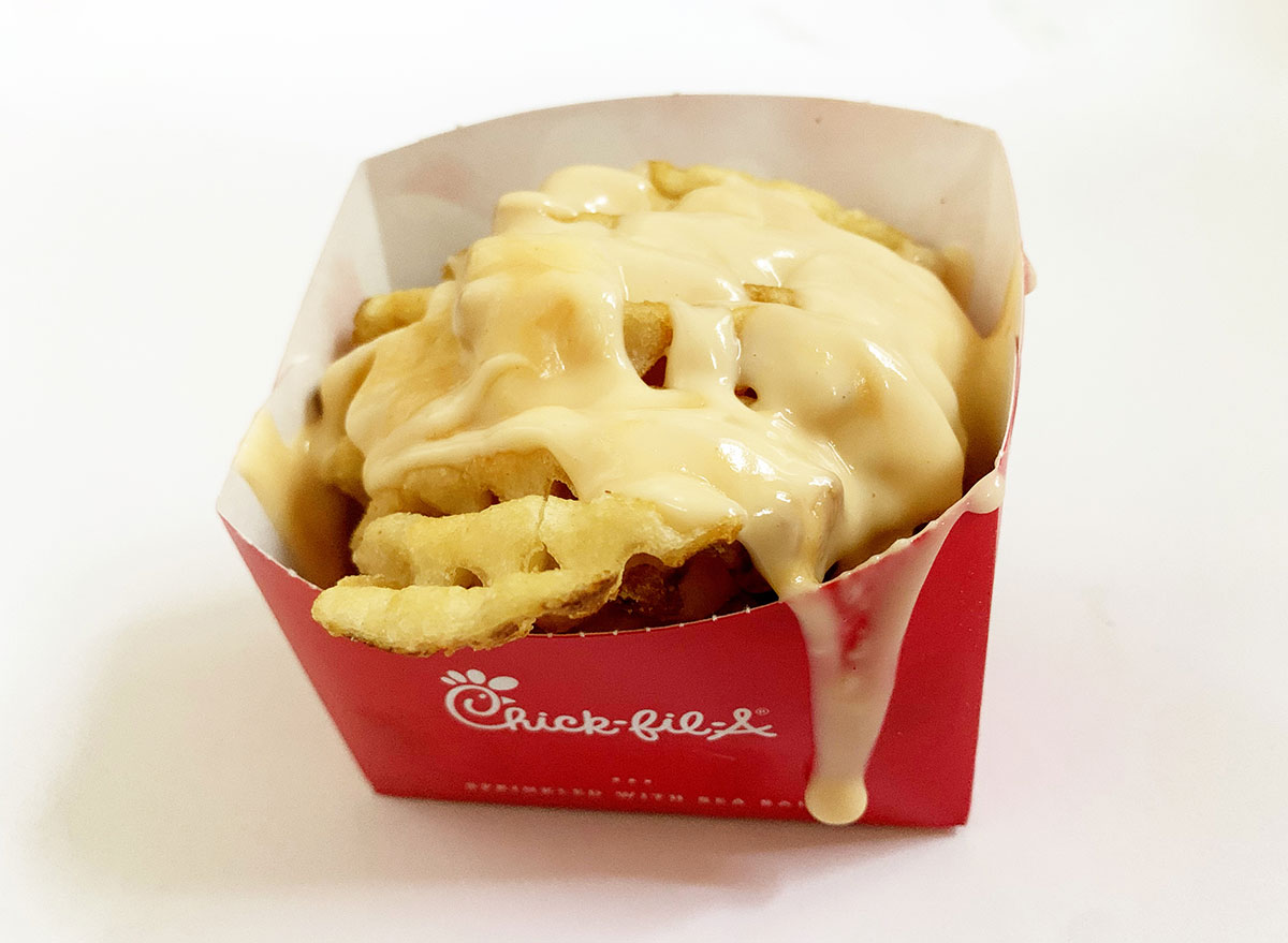 chick fil a cheese fries