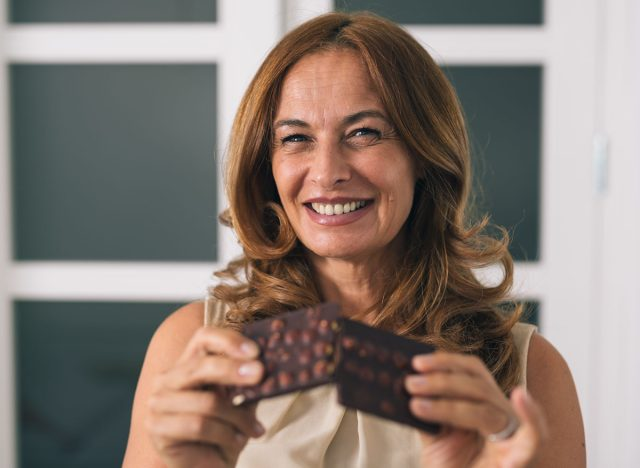 Eating This Type of Chocolate May Burn More Fat, New Study Says