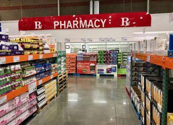 costco pharmacy