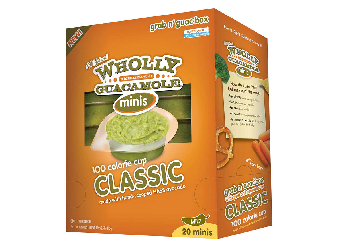costco wholly guacamole