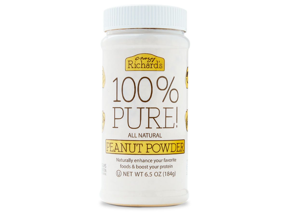 crazy richards peanut powder