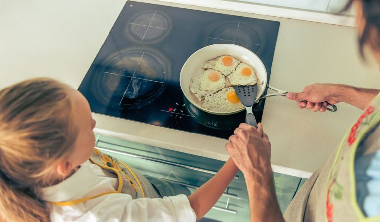 This Gone-Viral Way to Cook Eggs Is Dangerous, Say Experts