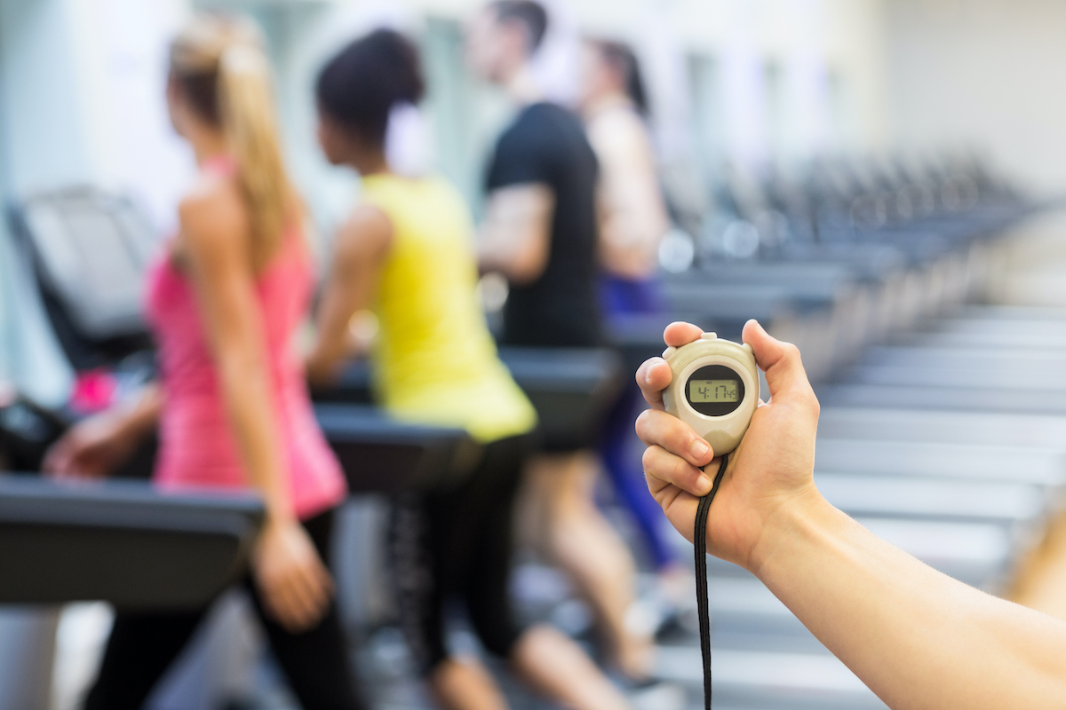 exercise stopwatch