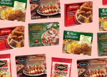 frozen foods disappearing