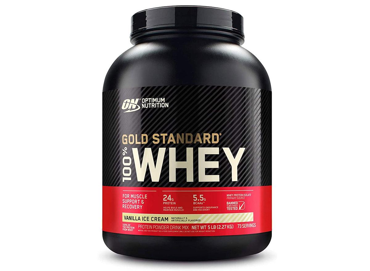 gold standard whey
