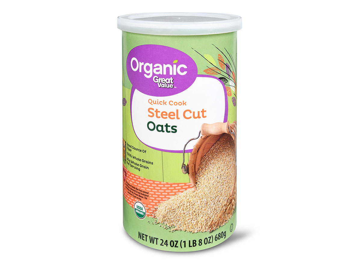 great value steel cut oats