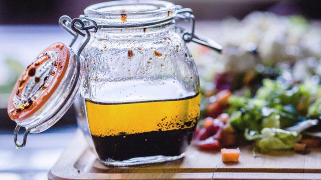 healthy homemade salad dressing