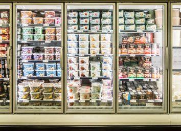 ice cream aisle
