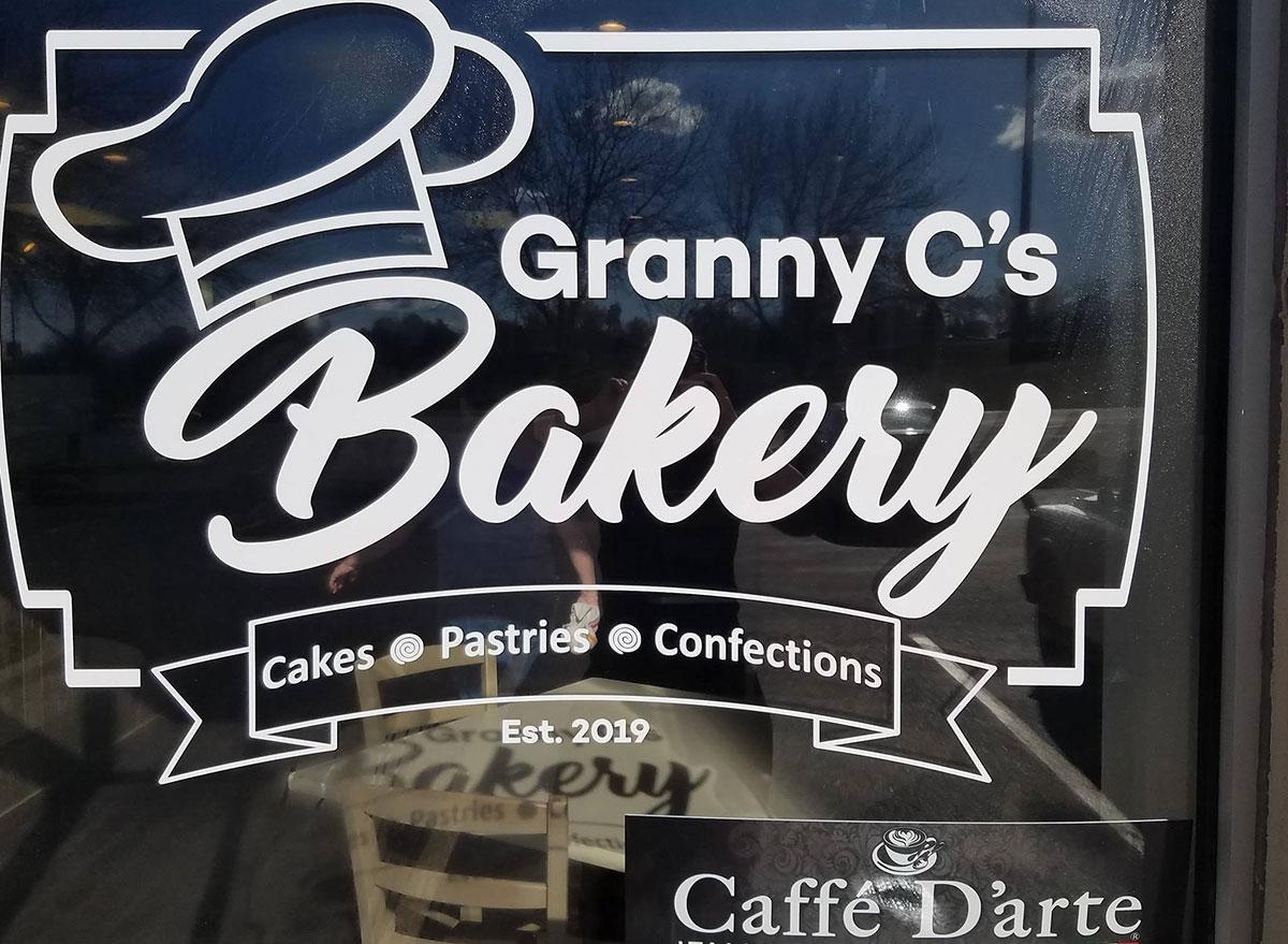 idaho granny c bakery