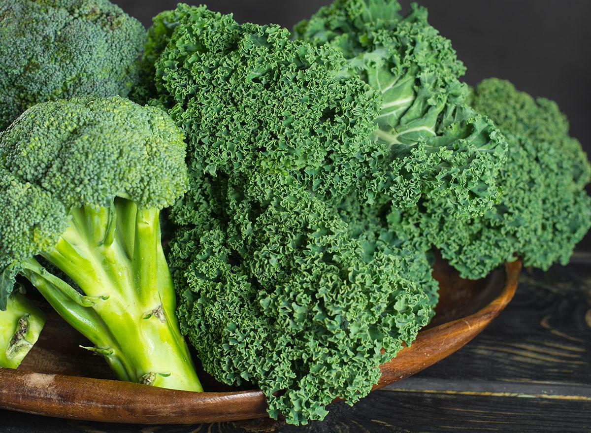 kale broccoli