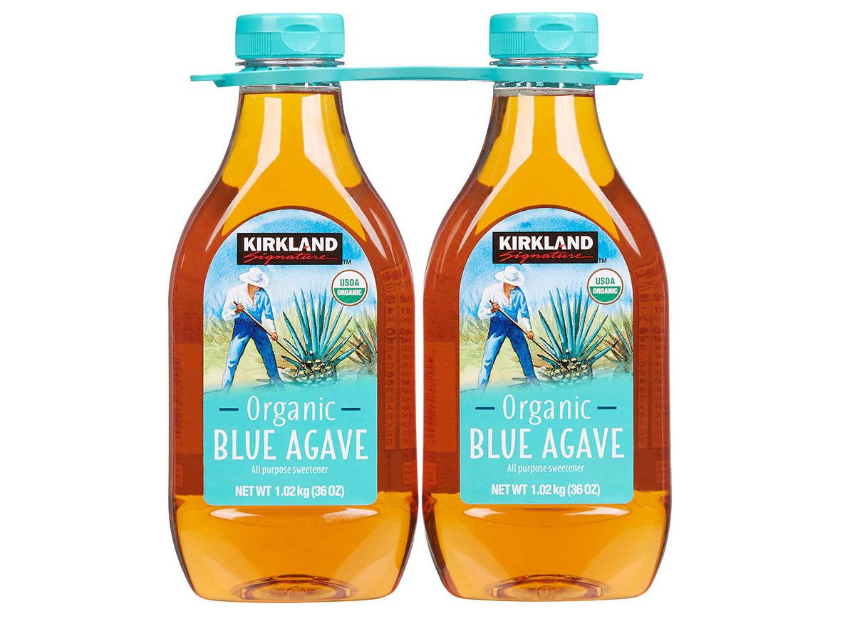 kirkland blue agave