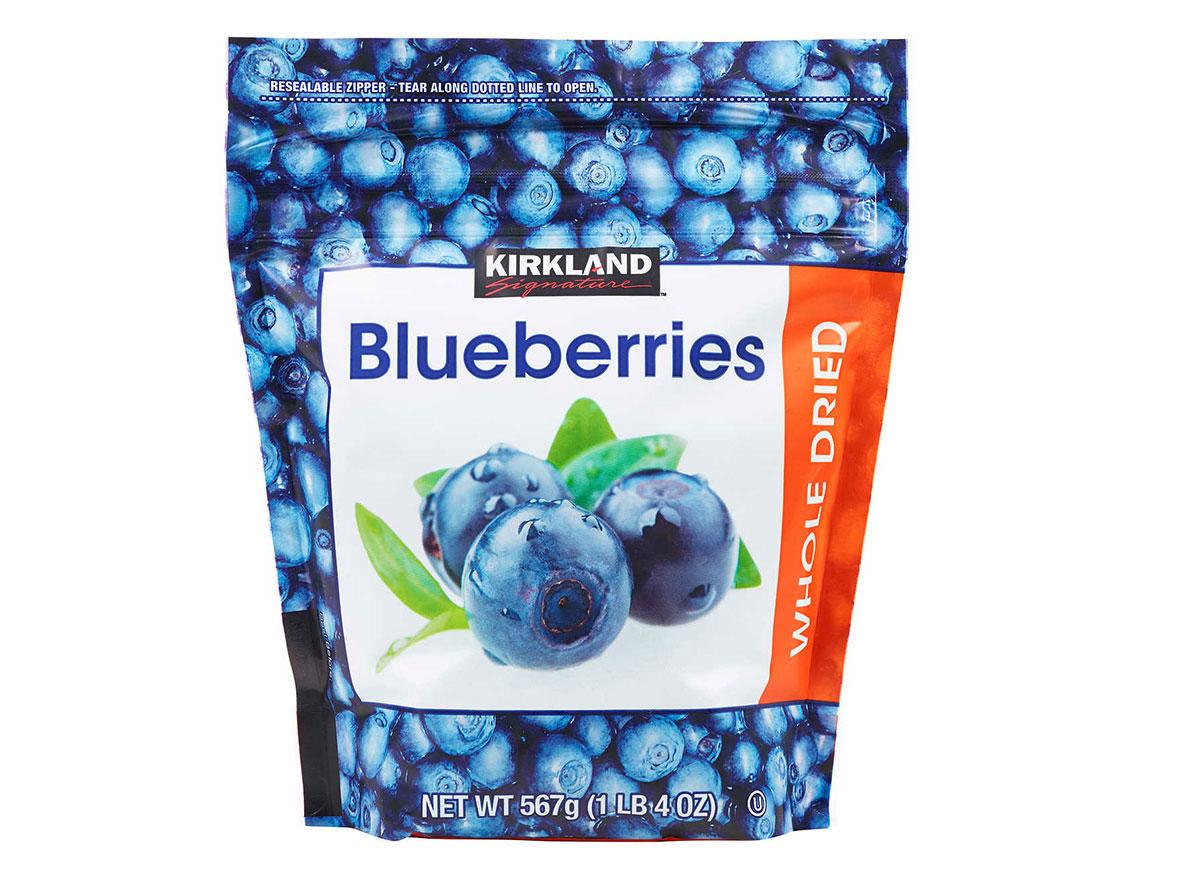 kirkland blueberries