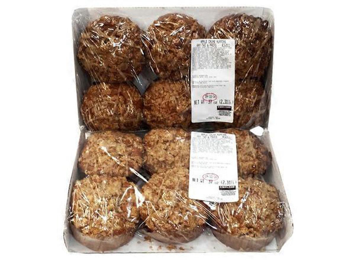 kirkland signature muffins