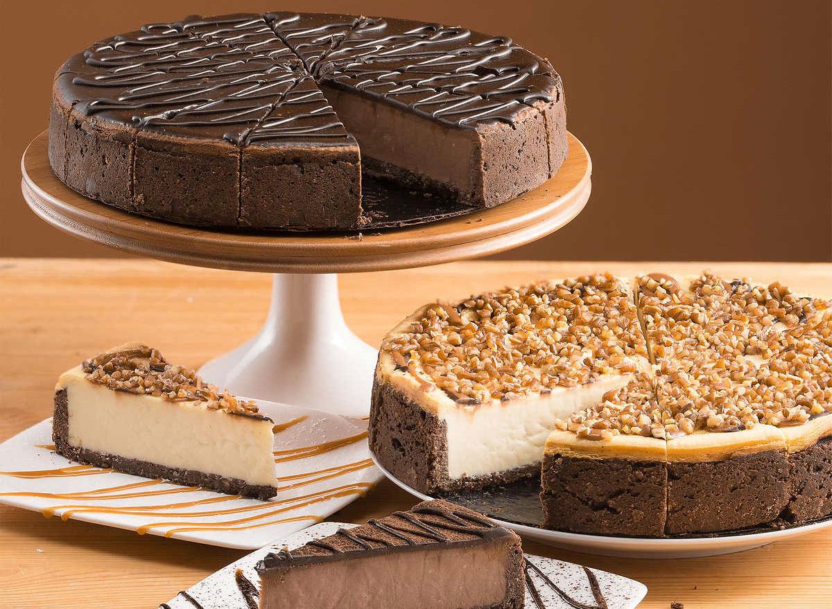 kirkland variety cheesecake