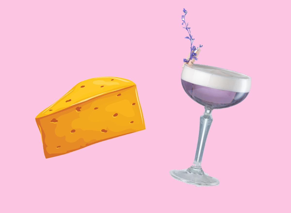 lavender daiquiri cheddar