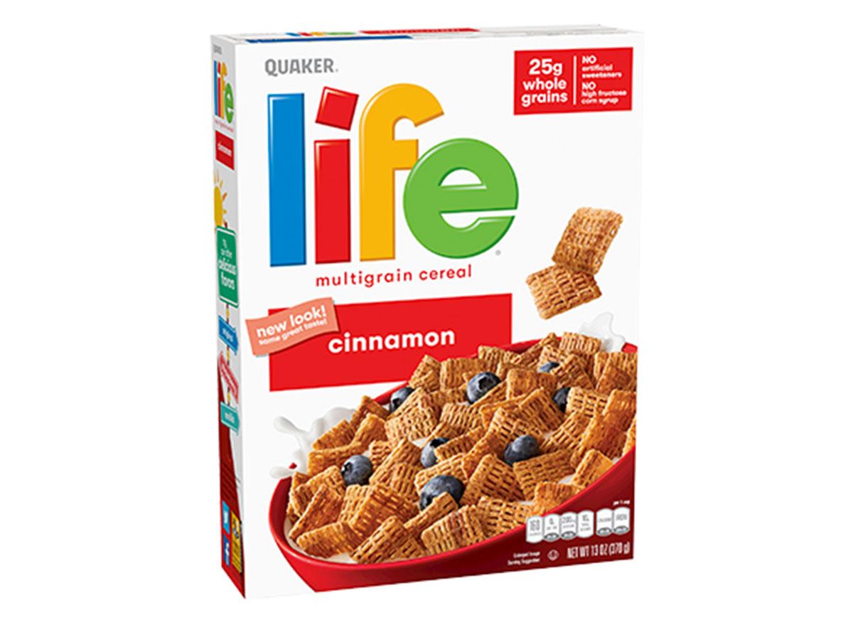 life cinnamon cereal