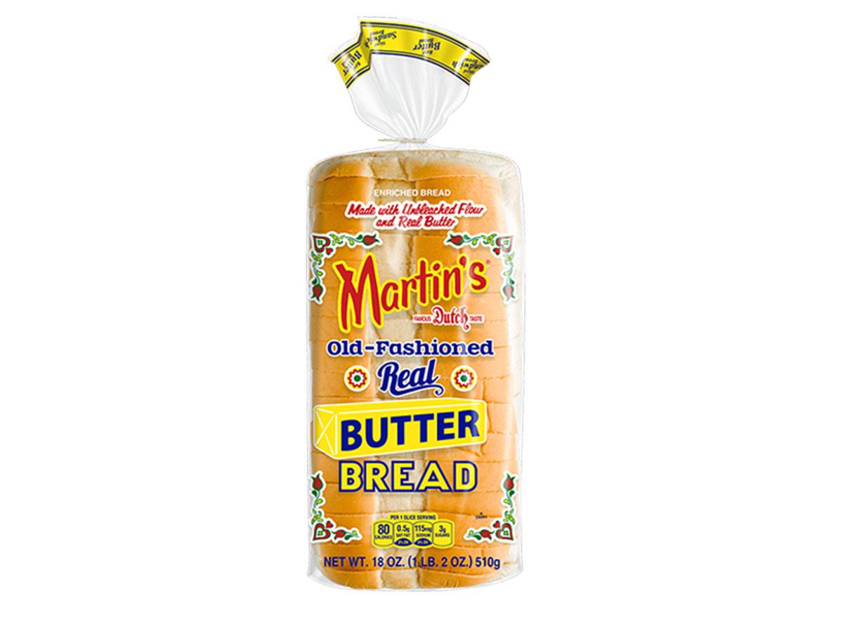 martins butter bread