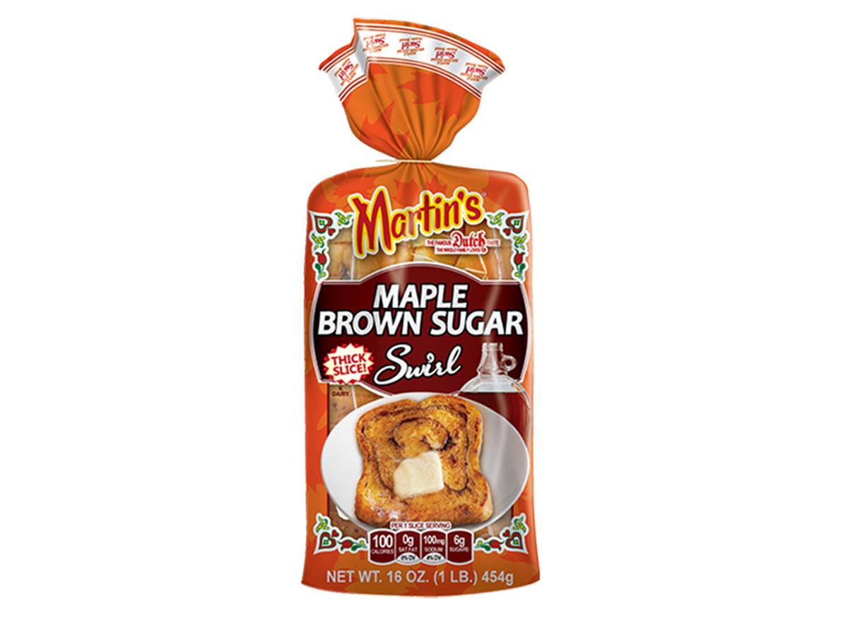 martins maple brown sugar