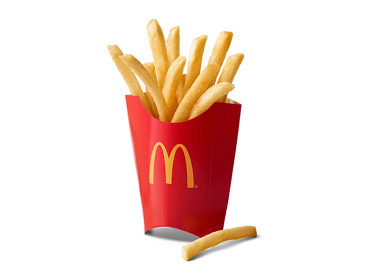 mcdonalds kids fries