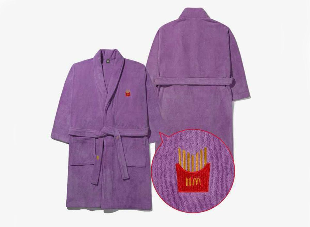 mcdonalds robe