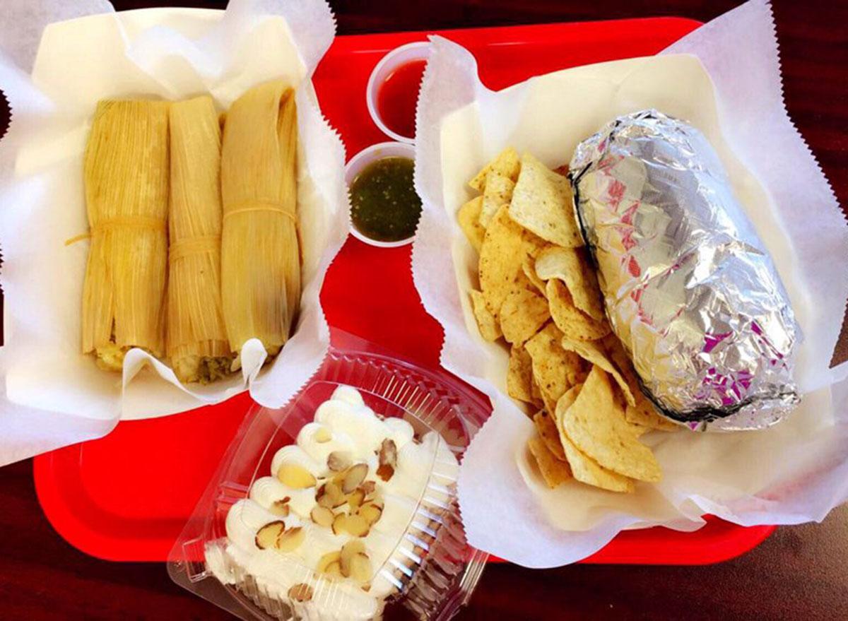 mississippi burrito zone tamales