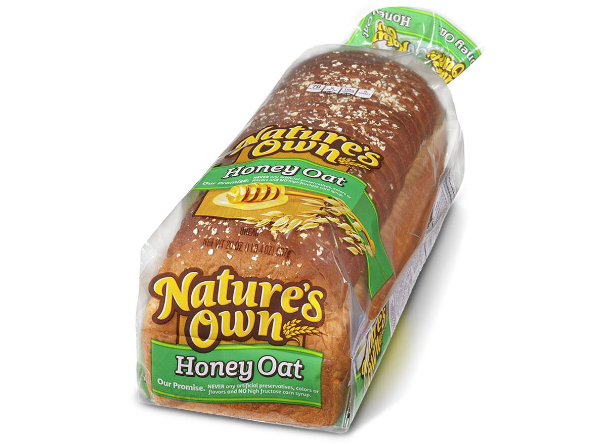 natures own honey oat