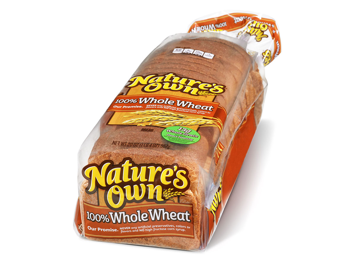 natures own whole wheat