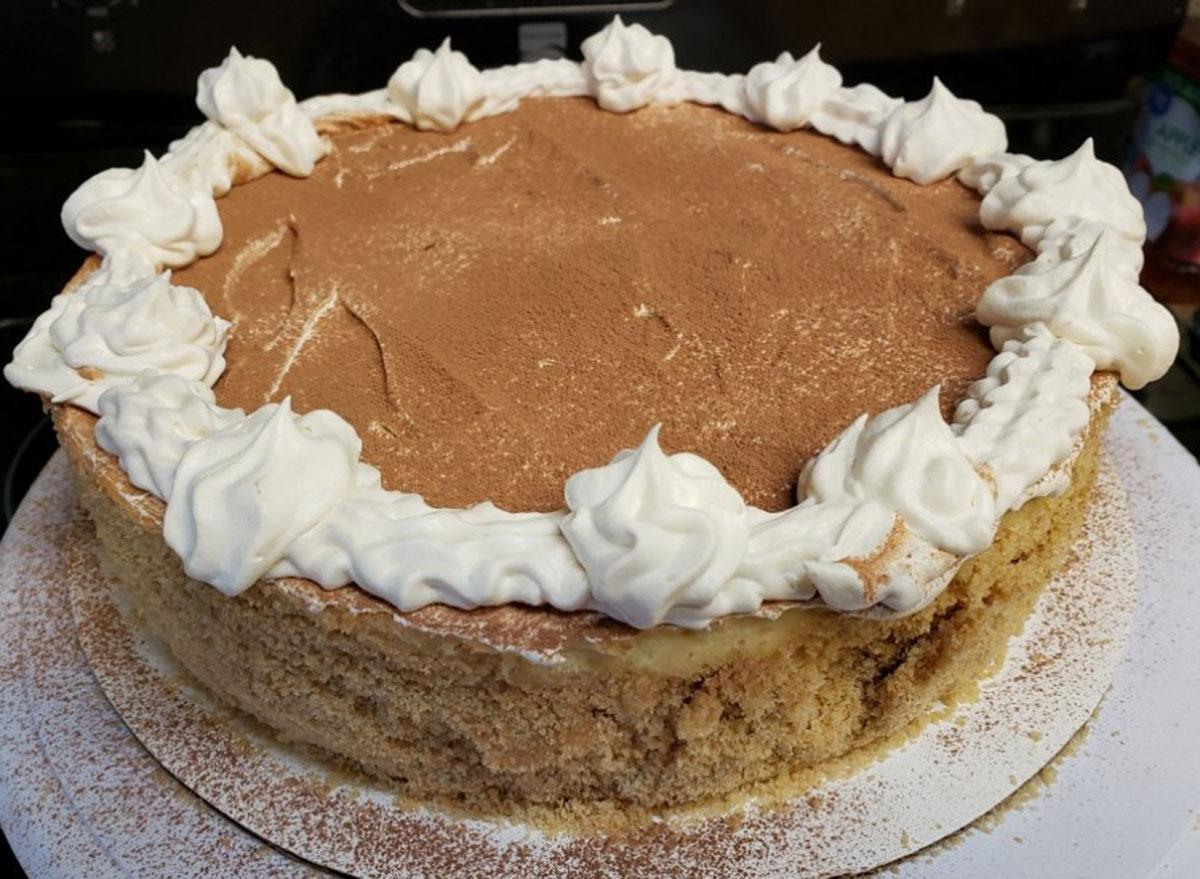 nevada the cheesecake baker